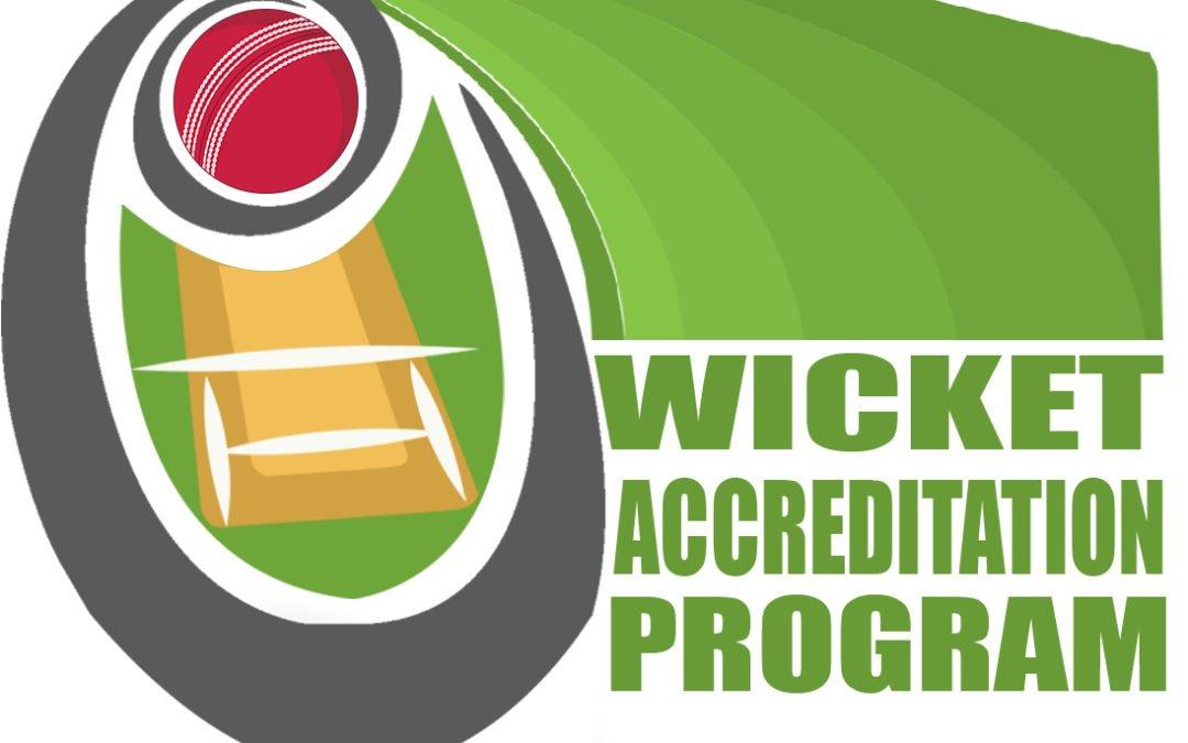 STANSW Announce W101 Wicket Accreditation Program Dates