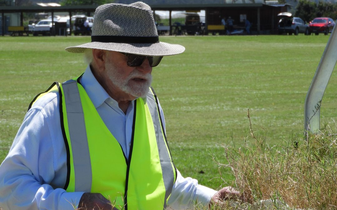 PETER E. McMAUGH AWARDED AN OAM