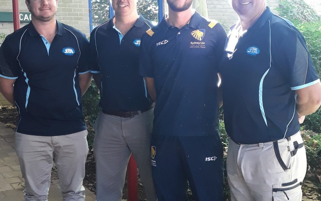 STANSW ANNOUNCES 2018 SPORTS TURF GRADUATE OF THE YEAR