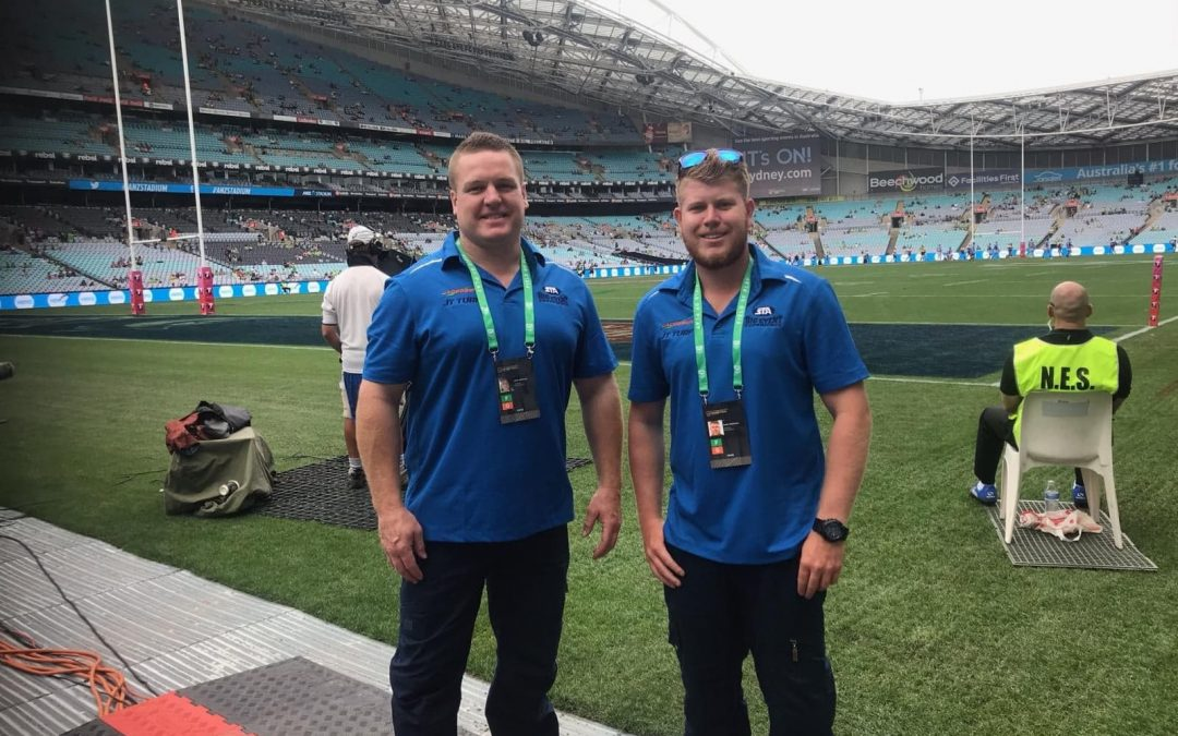 NRL GRAND FINAL BIG EVENT EXPERIENCE